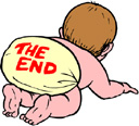 Baby-the-end