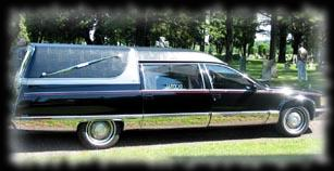 Funeral vehicle