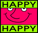 Happy-sign